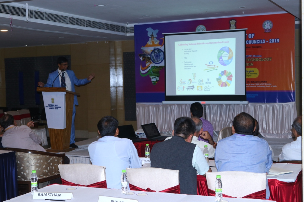National Meet -Science, Technology Councils - 2019 image9