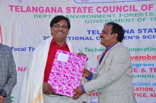 Telangana State Level Event of 26th NCSC 2018 image5